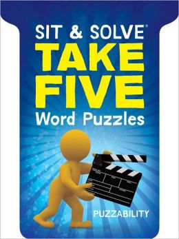 Sit & Solve Take Five Word Puzzles