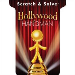 Scratch & Solve Hollywood Hangman