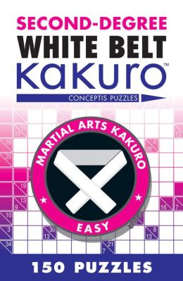 Second-Degree White Belt Kakuro