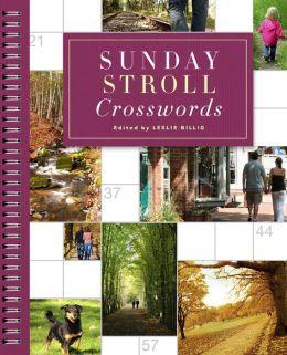 Sunday Stroll Crosswords
