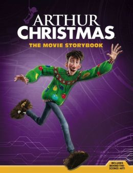 Arthur Christmas: The Movie Storybook