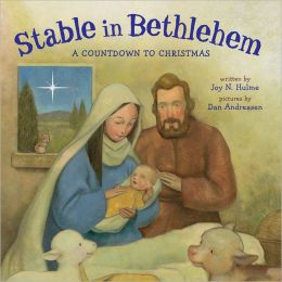 Stable in Bethlehem: A Countdown to Christmas