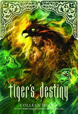 Tiger's Destiny (Tiger's Curse Series #4)
