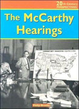 The Mccarthy Hearings