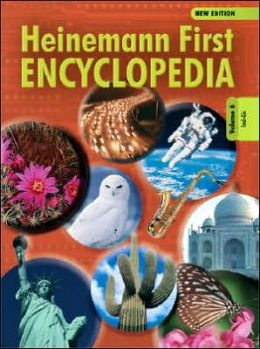 Heinemann First Encyclopedia Volume 6: Ind-Lic