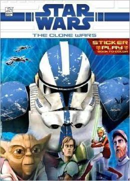 Star Wars Troopers Sticker Play Set