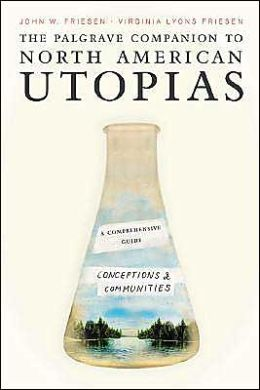 The Palgrave Companion To North American Utopias