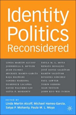Identity Politics Reconsidered (The Future of MInority Studies Series)