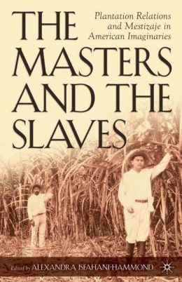Masters and the Slaves: Plantation Relations and Mestizaje in American Imaginaries (New Directions in Latino American Culture Series)