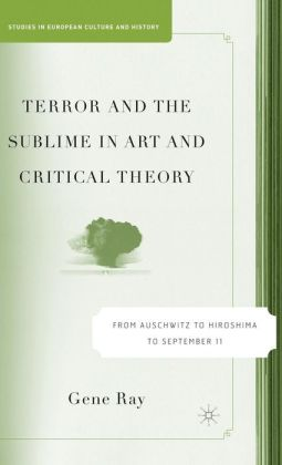 Terror and the Sublime in Art and Critical Theory: From Auschwitz to Hiroshima to September 11 (Studies in European Culture and History Series)