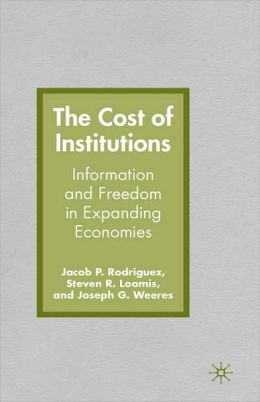 The Cost Of Institutions