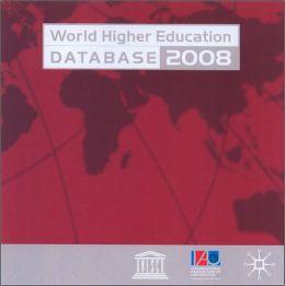 World Higher Education Database Network 2007-2008