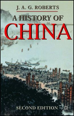 History of China (Palgrave Essential Histories Series)