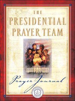 Presidential Prayer Team Journal