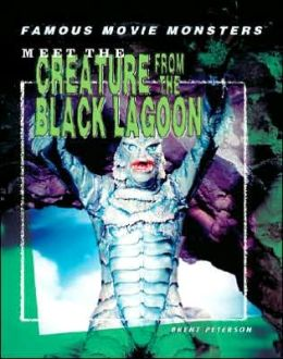 Meet the Creature from the Black Lagoon
