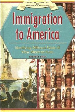 Immigration to America: Identifying Different Points of View About an Issue