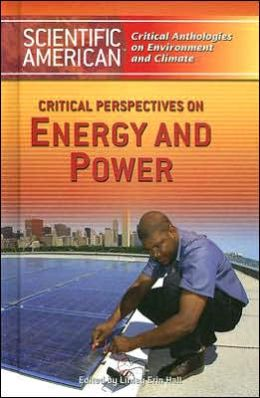 Critical Perspectives on Energy and Power