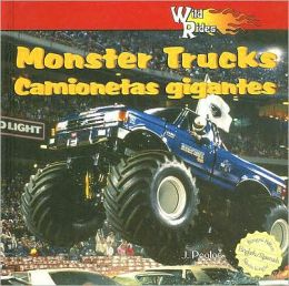 Monster Trucks/Camionetas Gigantes