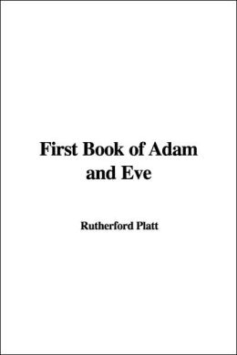 First Book of Adam and Eve