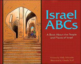 Israel ABCs: A Book about the People and Places of Israel