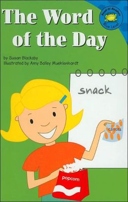The Word of the Day (Read-It! Readers Series)