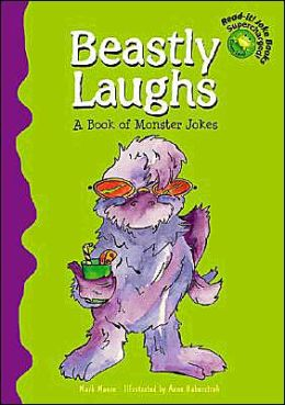 Beastly Laughs: A Book of Monster Jokes (Read-It! Joke Books--Supercharged! Series)