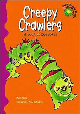 Creepy Crawlers: A Book of Bug Jokes (Read-It! Joke Books--Supercharged! Series)