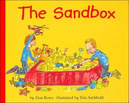 The Sandbox: A Book about Fairness (Making Good Choices Series)