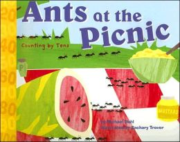 Ants at the Picnic: Counting by Tens