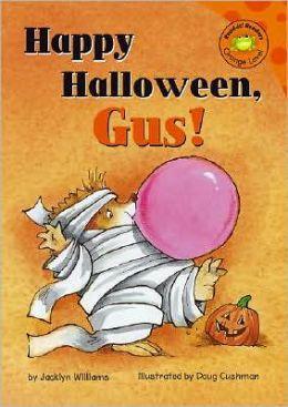 Happy Halloween, Gus!/ Feliz Halloween, Gus!