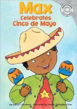 Max Celebrates Cinco de Mayo