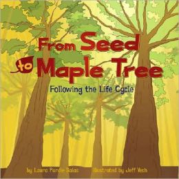 From Seed to Maple Tree: Following the Life Cycle (Amazing Science) Salas, Laura Purdie, Yesh and Jeff