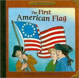 The First American Flag
