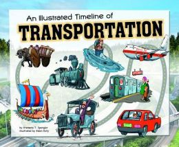Illustrated Timeline of Transportation, An