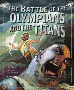 Battle of the Olympians and the Titans, The