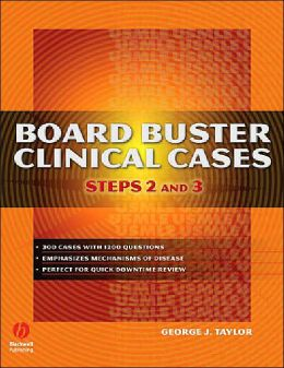 Board Buster Clinical Cases: Steps 2 and 3