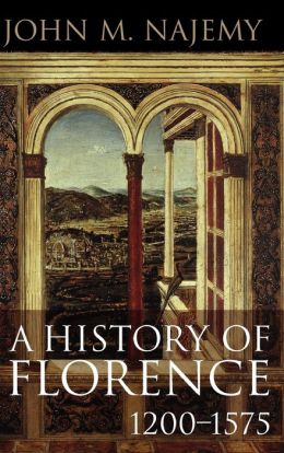 A History of Florence 1200-1575