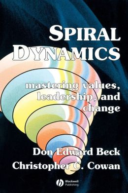 Spiral Dynamics: Mastering Values, Leadership and Change