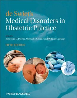 de Swiet's Medical Disorders in Obstetric Practice