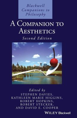 A Companion to Aesthetics