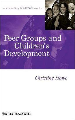 Peer Groups and Children's Development