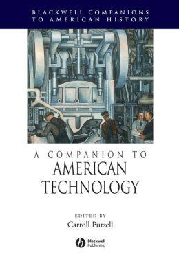 A Companion to American Technology