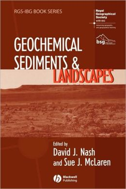Geochemical Sediments and Landscapes