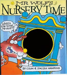 Mr Wolf's Nursery Time
