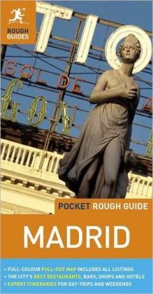 Rough Guides Pocket Madrid