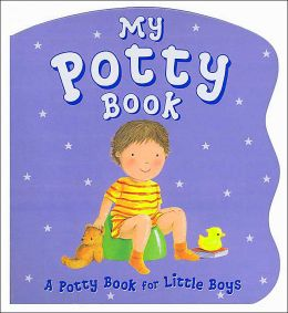 My Potty Book: A Potty Book for Little Boys