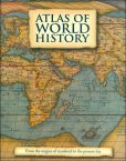 Book Cover Image. Title: Atlas of World History, Author: Kate Santon