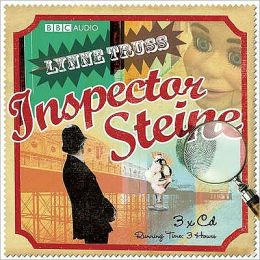 Inspector Steine - Series One: A BBC Radio Comedy Thriller