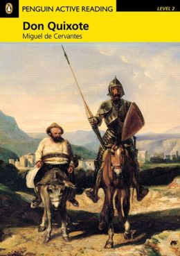 Don Quixote, Level 2, Penguin Active Readers