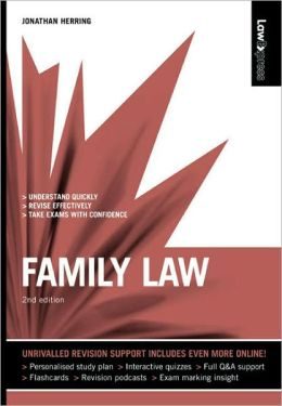 Family Law, 2nd UK edition